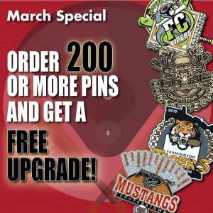 Cooperstown Trading Pins Special