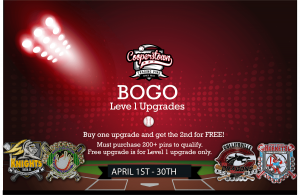 Cooperstown Pin Specials