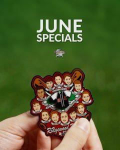 June Cooperstown Specials